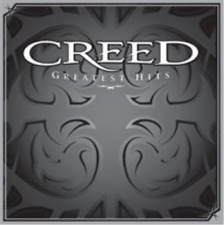 Creed-Greatest Hits  (UK IMPORT)  CD with DVD NEW