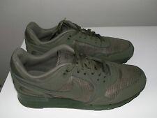 Men's Nike Air Pegasus 89 olive green trainers UK 9 EU 44