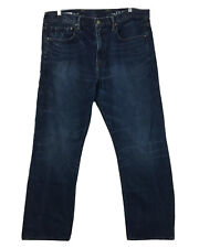 GAP 1969 Men's Jeans Size 36 x 34 Blue Denim Loose Vintage Medium Wash