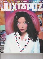 Juxtapoz Art + Culture April 2015 Alicia McCarthy/Guy Bourdin
