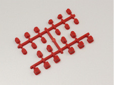 KYOSHO MP9 IF442KR SUSPENSION BUSH SET - MP9 / RED