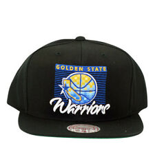 Golden State Warriors Easy Three Digital Snapback Mitchell and Ness