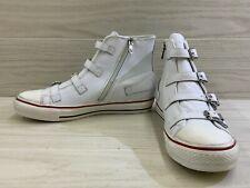 Ash Virgin High Top Comfort Sneaker - Women's Size US:11 / EU:41, White