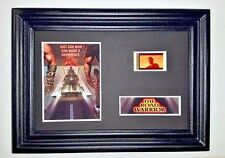 ROAD WARRIOR MAD MAX Framed Movie Film Cell Complements poster dvd book