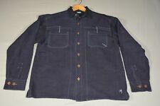 KAVU - Bamboo - Long Sleeve Shirt - Blue - Size M*