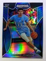 2019-20 Panini Prizm Draft Pick Blue Cameron Johnson Rookie RC #76, Phoenix Suns