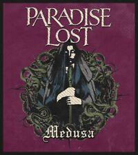 PARADISE LOST PATCH / AUFNÄHER # 7 MEDUSA - 10x9cm