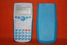 BLUE KENKO SCIENTIFIC CALCULATOR FOR UNIVERSITIES,COLLEGE, WITH 2 LINE DISPLAY