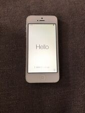 Apple iPhone 5 16gb weiss gebraucht (EE Netzwerk)