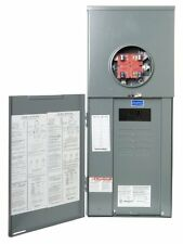Square D by Schneider Electric RC816F200C Homeline 200-Amp Main Breaker 8-Space