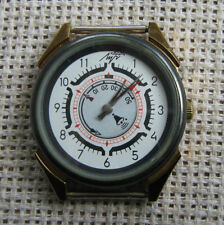 watch Luch ALARM USSR quartz wristwatch