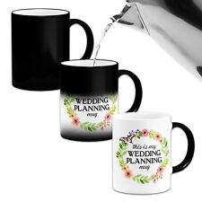 This Is My Wedding Planning Mug Heat Colour Changing Mug