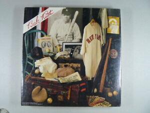 VINTAGE SEALED BABE RUTH PUZZLE-500 PIECE-20x20-HALLMARK CARDS-SPRINBOK-1987