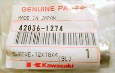 Kawasaki 42036-1274 KX80 KX100 KX85 A-ARM swingarm shock linkage SLEEVE 1EA