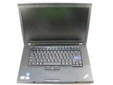 ThinkPad T520 Core i7,8GB,500GB SSHD,DVDRW,WiFi,Win 10 Office 2019 Pro Dock
