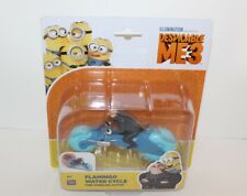 Despicable Me 3 Flamingo Water Cycle Thinkway Toys Brand New