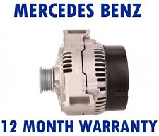 MERCEDES BENZ - C/EM/G/V-CLASS 1996 1997 1998 1999 - 2015 RMFD ALTERNATOR
