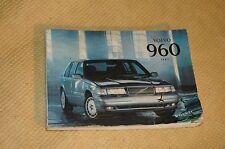 volvo 960 manual ebay rh ebay ca 1997 volvo s90 owners manual Volvo 1997 960 with Rims