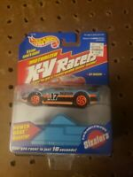 Hot wheels X-V racers GT Racer brand new Not a scratch on this one CHROMEorPaint