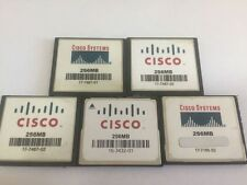 5PCS  Original Cisco 256MB Compact Flash CF card,Memor card