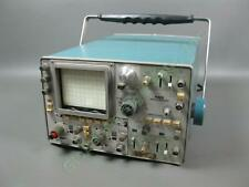 Tektronix 485 2-Channel Dual-Trace Portable Analog Oscilloscope Parts/Repair NR
