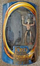 Toy Biz Super Poseable Gollum Lord of the Rings Hobbit Smeagol NEW