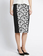 Marks and Spencer Regular Floral Formal Skirts for Women