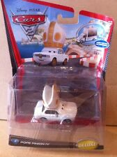 """DISNEY CARS DIECAST - """"Pope Pinion IV"""" - Deluxe - Combined Postage"""