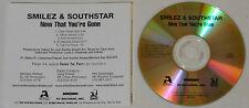 Smilez & Southstar - Now That You're Gone - Edit/LP/Inst/  Promo CD Single
