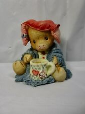 """1994 Enesco This Little Piggy """" This Little Piggy Stayed Home """" Figure"""