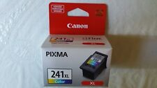 Genuine CANON CL-241XL Color Ink Cartridge, New-in-Box