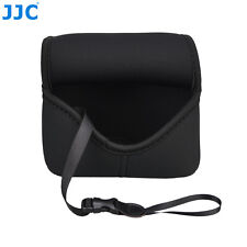 JJC Neoprene Camera Pouch Case Bag for Sony A6300 A6000+16-50mm X-M1+18mm lens