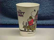 1976 VINTAGE 7-11 WACKY RACES CREEPY COUPE CUP HANNA BARBERA TV CARTOON UNUSED