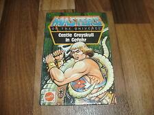 MASTERS of the UNIVERSE  #  6 / 1985 / Motu -- CASTLE GRAYSKULL in GEFAHR/HE-MAN