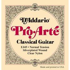 D'Addario EJ45 Pro Arte Classical Guitar Strings - Normal Tension