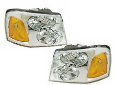 COACHMEN SPORTSCOACH 2004 PAIR SET HEADLIGHTS HEAD LIGHTS FRONT LAMPS RV