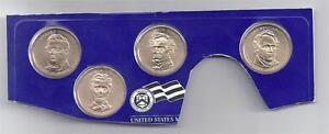2010- P  SATIN FINISH PRESIDENTIAL DOLLARS