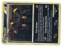 POKEMON INDOMPTABLE HOLO N°  10/90 NOCTALI