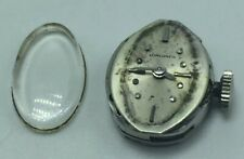 Face 17 Jewel For Parts #50218652 Ladies Longines Watch Co Swiss Vintage Watch