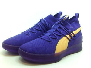 Puma Mens Athletic Shoes in Purple Color, Size 10.5 ZOR