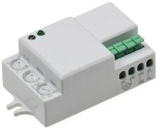 HF Radar Microwellen Bewegungsmelder 180/360° zum Einbau in Leuchten 5-1200W
