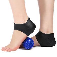 Plantar Fasciitis Gel Heel Protectors Heel Pads Kit-3 pieces USA