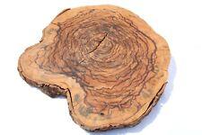 Marblewood Exotic Wood Natural Live Edge Slab Lumber Coffee Table 1.3 x 22 x 24