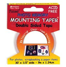 Pioneer Photo Memory Double-Sided Mounting Tape