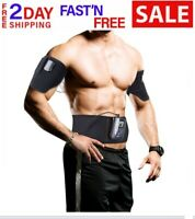 Exercise Weight Muscle Training Flex Belt Abdominal Toning AB Slimming Vibrate