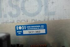 Oven Industries 5C7-362 Thermoelectric Moduletemperature Controller 5C7362