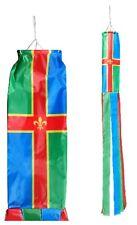 Lincolnshire Flag Nylon 5' Windsock
