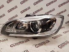 Genuine Volvo V60 S60 2013-2017 left passenger side n/s xenon headlight 31420253
