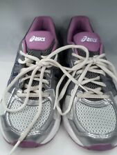 ASICS Gel-Contend 4 Ortholite Womens Size 9 Running Athletic Shoes Gray T765N