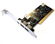 PCI-FireWire 1394a IEEE1394 Erweiterungskarte Controller (PCI-FI)